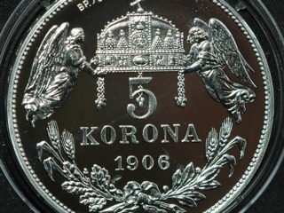 1906. ezüst 5 korona a.jpg