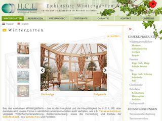 Wintergarten In Ungarn Ungarischedienstleistungen
